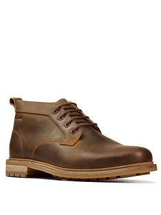 clarks-foxwell-mid-leather-boots-beeswax