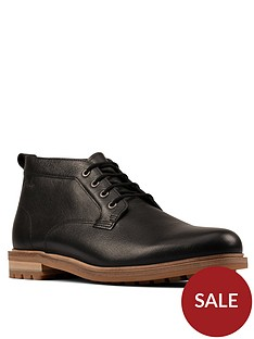 clarks-foxwell-mid-leather-boots-black