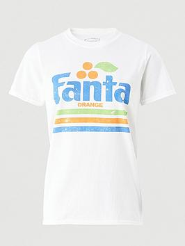 v-by-very-fanta-t-shirt-white