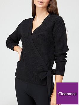 v-by-very-wrap-cardigan-black