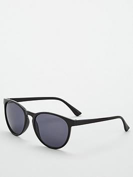 v-by-very-round-black-frame-with-keyhole-nose-bridge-detail-sunglasses-black