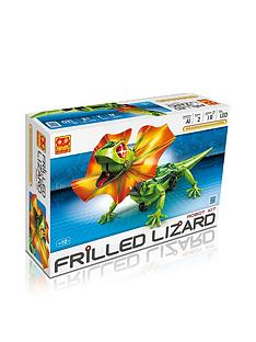 construct-and-create-frilled-lizard