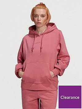 adidas-originals-oversized-hoodie-maroon