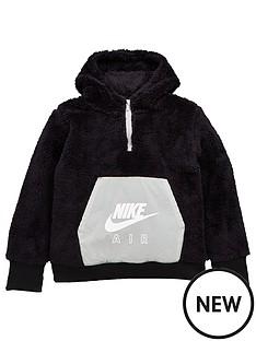 nike-girls-nsw-air-sherpa-hz-hoodie