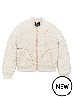 nike-girls-nswnbspsherpa-shine-full-zipnbspbomber-jacket-multi