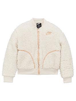nike-girls-nswnbspsherpa-shine-full-zipnbspbomber-jacket-multi