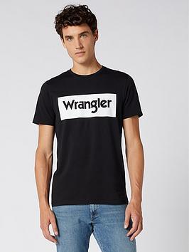 wrangler-box-logo-t-shirt-black