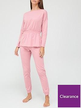 v-by-very-waisted-top-pyjamas-pink