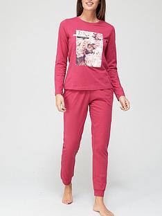 v-by-very-floral-graphic-pyjamas-plum