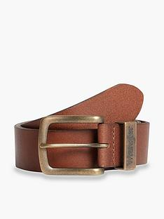 wrangler-leather-belt-tan
