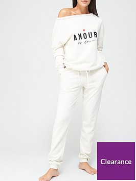 v-by-very-amour-slouchy-loopback-lounge-set-oatmeal