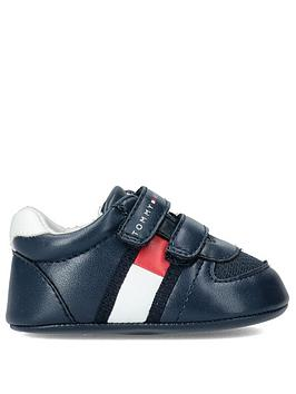 tommy-hilfiger-baby-boys-velcro-shoes-navy