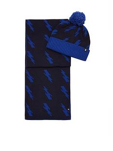 joules-boys-maxwell-hat-and-scarf-set-navy