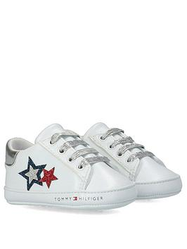 tommy-hilfiger-baby-girls-glitter-flag-lace-up-trainer-white