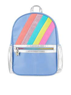 accessorize-girls-rainbow-backpack-multi