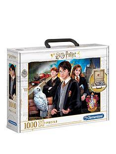 harry-potter-clementoni-harry-potter-1000pc-briefcase