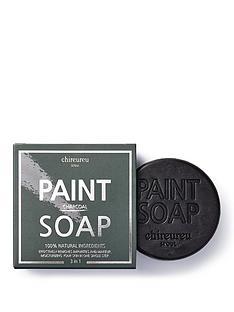 chireureu-chireureu-charcoal-deep-cleansing-paint-soap-100g