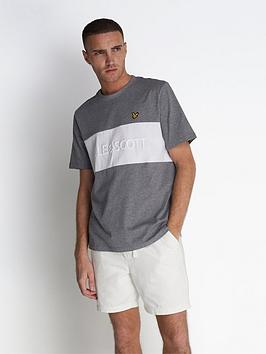 lyle-scott-colourblock-t-shirt-with-embroidered-logo-greymarlnbsp