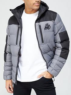 kings-will-dream-boden-paddednbspjacket-grey
