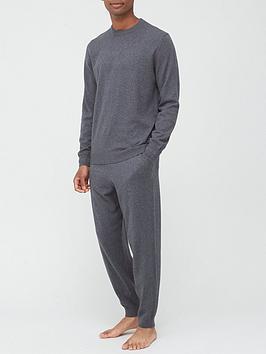 lacoste-pyjama-set-with-cashmere-grey