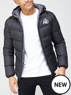 kings-will-dream-strett-reversible-paddednbspjacket-blackgrey