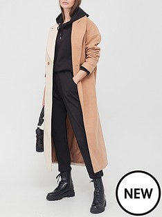 missguided-missguided-spliced-midaxi-formal-coat-camel