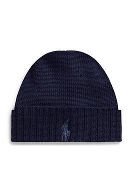 polo-ralph-lauren-merino-wool-knitted-beanie-navy
