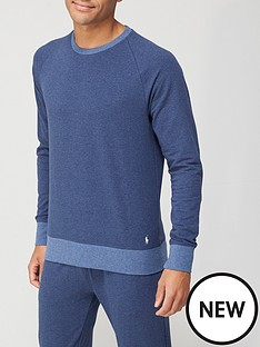 polo-ralph-lauren-fleece-sleep-sweatshirt-blue