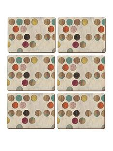 creative-tops-retro-spot-placemats-ndash-set-of-6