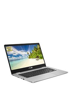 asus-chromebook-c423na-eb0324-14-inch-full-hdnbspintel-pentiumnbsp4gb-ramnbsp64gb-storage-optional-microsoftnbsp365-family-silver