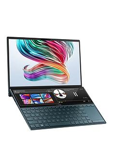asus-zenbook-duo-ux481fl-hj093t-intel-core-i7-10510unbsp16gb-ram-512gb-ssd-nvidia-geforce-mx250-graphics-14-inch-fhd-laptop-blue-with-optional-microsoft-office-365-family-1-year