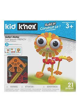 knex-kid-knex-safari-mates-building-set