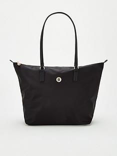 tommy-hilfiger-poppy-tote-solid-bag-black