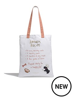 radley-life-is-what-you-bake-it-canvas-tote-bag