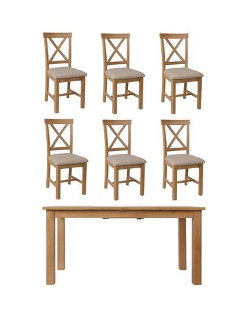 Latest Offers Dining Table Chair Sets Home Garden Www Littlewoods Com