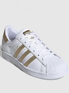 adidas-originals-superstar-whitegold