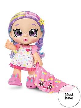kindi-kids-kindi-kids-hospital-corner-shiver-n-shake-rainbow-kate-electronic-10-inch-doll-and-6-shopkin-accessories