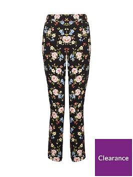 dorothy-perkins-petite-floral-joggers--nbspblacknbsp