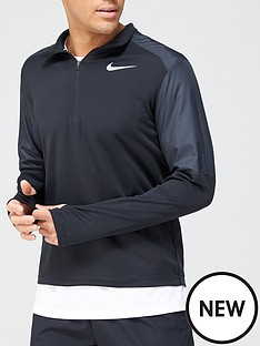 nike-pacer-14-zip-hybrid-running-top-black