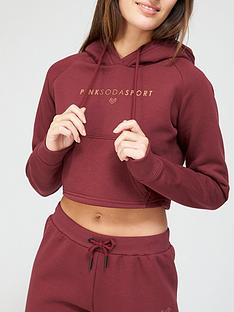 pink-soda-ruby-crop-hoodie-burgundy