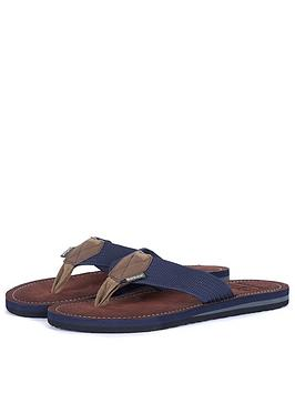 barbour-toeman-sandal-navy