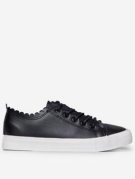 dorothy-perkins-isabella-trainers-black