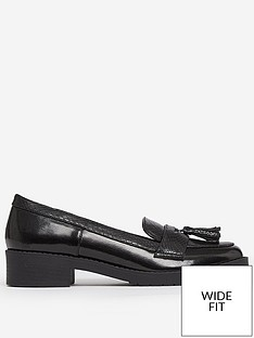 dorothy-perkins-wide-fit-litty-loafers-black