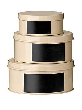 premier-housewares-clifton-set-of-3-storage-tins-with-chalkboard