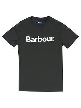 barbour-boys-short-sleeve-logo-t-shirt-forest