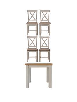 k-interiors-fontana-85-170-cmnbspflip-top-diningnbsptable-4-chairs