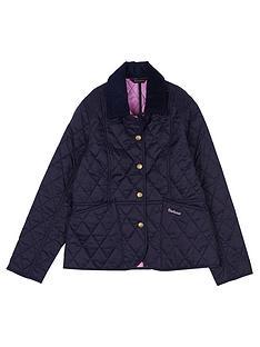 barbour-girls-liddesdale-quilt-coat-navy