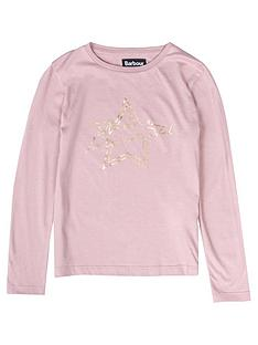 barbour-international-girls-long-sleeve-spade-t-shirt-rose