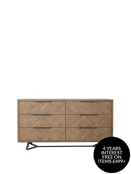 k-interiors-regis-ready-assembled-3nbsp-3-drawer-chest