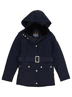 barbour-international-girls-bowden-belted-coat-black